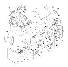 ice maker wiring diagram frigidaire ice image 5303918344 frigidaire rear wall mount ice maker 89 99 ap4299334 on ice maker wiring diagram frigidaire