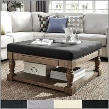 large ottoman coffee table. Large Ottoman Coffee Mesmerizing Table Ideas Derekhansen E