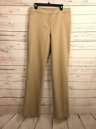 So Slimming By Chico S Size Chart So Slimming By Chicos Size 2 Tall Beige Dress Pants Slacks