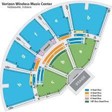 Ruoff Home Mortgage Music Center Noblesville In Seating Chart Carmel Palladium Detailed Seating Chart Bedowntowndaytona Com