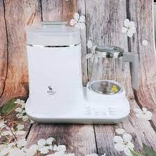 Máy đun nước, tiệt trùng và sấy khô đa năng Moaz Bebe MB018