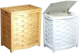 wooden clothes hamper narrow clothes hamper wood laundry with lid white dirty barn wood clothes hamper wooden clothes hamper