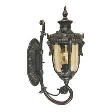 Antique Lighting Fixtures Philadelphia Philadelphia 1 Light Small Wall Lantern Old Bronze Ph1 S