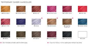 Clairol Jazzing Temporary Hair Color Jazzing Hair Color