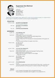 Resume Templates 2018 Resume Cover Blank Cv Template To Print Free ...