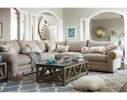 Value City Living Room Sets The Wilshire Collection Cream Value City Furniture