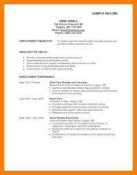 Good Objectives For Resume 9 10 Sample Objectives On Resumes Archiefsuriname Com