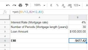 Principal Payment Calculation How To Use The Ipmt Function In Google Sheets Interest Payment