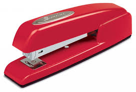swingline 747 rio red stapler