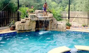 Pool Designs With Waterfalls Exotic Swimming Pool Designs Pool