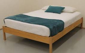 Solid Hardwood Non Toxic Platform Beds Chicago – North Shore Bedding