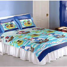 PIRATE THEMED DUVET COVERS VARIOUS DESIGNS & STYLES KIDS BEDDING NEW FREE  P+P
