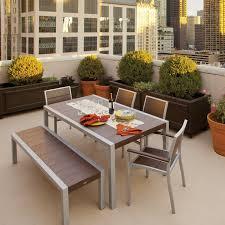 Trex Outdoor Furniture TX3810 Surf City 68 W Outdoor Bench