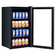 small glass front refrigerators bar beverage refrigerator medium size of fridge beer mini canada