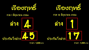 มาแล้วครับ!!เลขเด็ด เรืองฤทธิ์ 2ตัวล่าง [[1/7/64]] – live104media.com