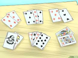 To end a game of war with multiple players, you could simply play through your hand. 3 Ways To Play Egyptian Rat Screw Family Card Games Fun Card Games War Card Game