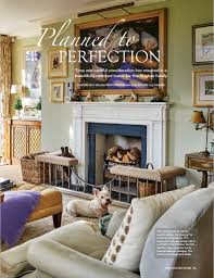 English home furniture Modern The English Home June 2016 53 Thurston Reed Press The English Home Chelsea Textiles