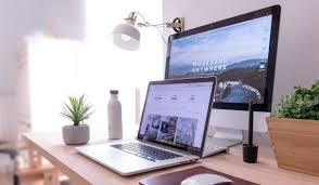 Home office on a budget Creative Everything You Need To Build Home Office On Budget for Less Than 500 Better Homes And Gardens Budgetfriendly Home Office Furniture And Supplies Bhg