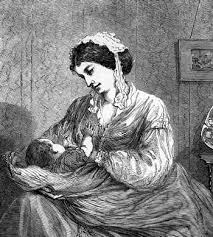 women in early america and pennsylvania the crucial decade s an 18th century w breastfeeding her child