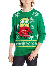 Time to get your Minion Christmas sweaters before they are gone ...