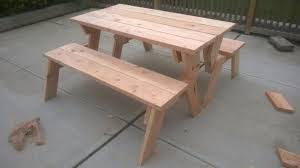 The Picnic Table  The House On Rynkus HillHow To Make Picnic Bench