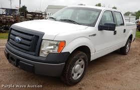 2009 Ford F150 SuperCrew pickup truck   Item FH9348   Tuesda...