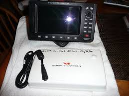 Sell Standard Horizon Cp300i Color Chartplotter Motorcycle