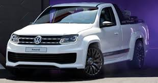 Report: Volkswagen mulls pickup trucks for U.S.