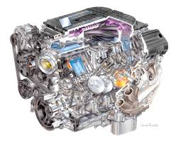 First Look: 2015 Corvette 8-Speed Automatic and Supercharged LT4 ...