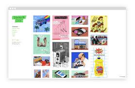 Art Portfolio Design Ideas 19 Art Portfolio Examples For Inspiration Booooooom
