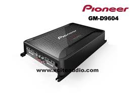 pioneer gm d w class d car am end pm pioneer gm d9604 1600w class d car amplifier 4 channel champion series