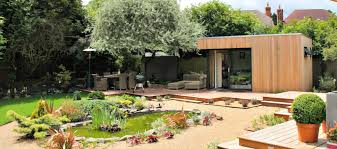 garden building. Here A Garden Building Becomes Studio Without The Distractions Of Home. C