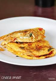 simple cheese omelette recipe how to
