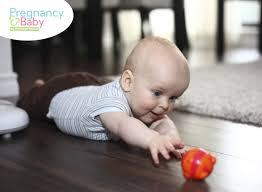 Baby First Year: 4Th Month Development & Milestones