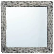 <b>Mirror</b> 60x60 <b>cm Wicker</b> Sale, Price & Reviews | Gearbest