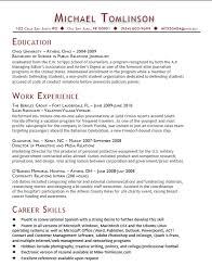 resume relevant coursework Documents