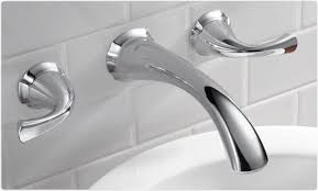 two handle wall mounted