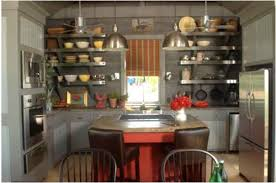 open shelving kitchen rustic Google Search Kitchen Ideas
