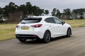 Black Mazda 3 Mazda3 Sport Black Special Edition Goes On Sale In The Uk