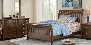 Twin Size Bedroom Sets & Suites for Sale: 3, 5 & 6-Piece Sets
