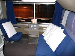 Amtrak Bedroom Custom Design