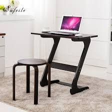 computer desk office works. sufeile home computer desk laptop stand office study writing new design for working standing d50 works g