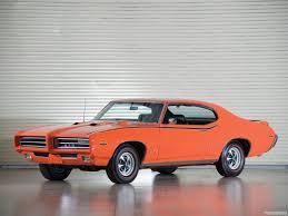 Pontiac GTO Judge Ram Air IV laptimes, specs, performance data ...