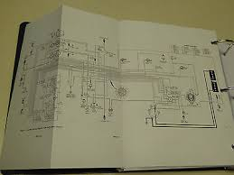 case w14 loader wiring diagram case image wiring case w14 articulated loader service manual repair shop book new on case w14 loader wiring diagram