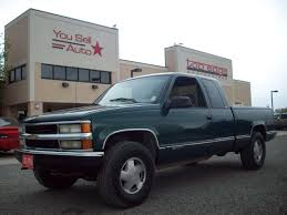 1998 CHEVROLET SILVERADO 1500 4x4 @ $3,900   You Sell Auto
