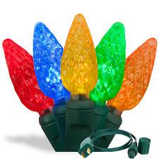 led christmas lights wintergreen corporation commercial led string lights