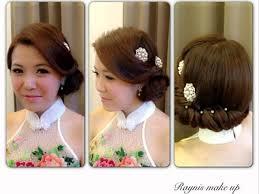 msia bridal make up artist 马来西亚新娘化妆师 造型师 raynis chow make up studio you