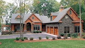 lakefront home plans with walkout bat inspirational