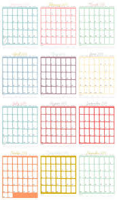 Printable Planner Pages To Print And Use In A 3 Ring Binder