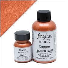 Angelus Copper Paint